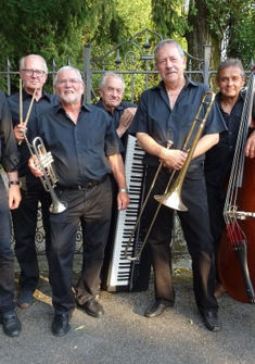 Longvalley Dixieland Jazzband PJ