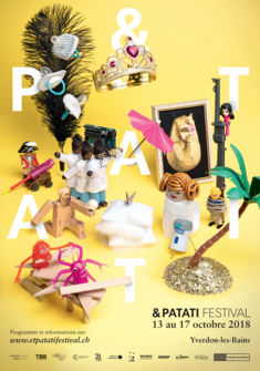 & patati Festival Thierry Schulé