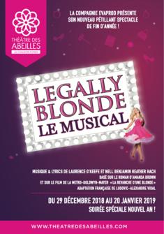 Legally Blonde, comédie musicale par la Compagnie Evaprod