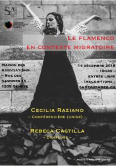 En partenariat avec l'Association pour la création et la culture flamenca Photo : Philippe Leone