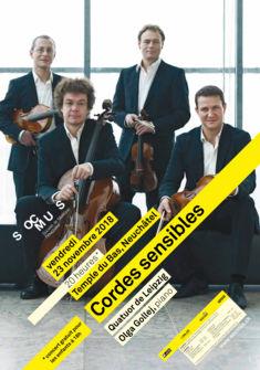 Quatuor de Leipzig socmus