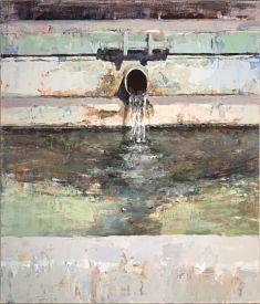 Acrylique sur bois, Griffon, 60 x 70 cm Desiderio Delgado & Espace Nicolas Schilling et Galerie