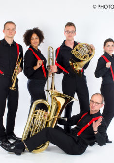 Opus 5 Brass Quintet