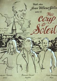 Trio Coup d'Soleil