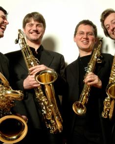 Quatuor Xasax de Paris