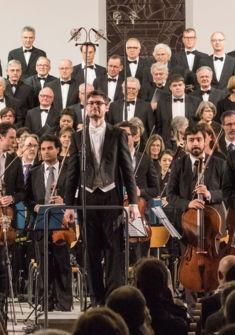 Ensemble Vocal de Villars-sur-Glâne qui fête ses 40 ans Stéphane Schmutz