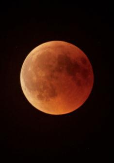 éclipse de Lune L.Otten / ASTRAC
