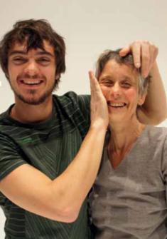 Kilian Haselbeck & Meret Schlegel Cie zeitSprung