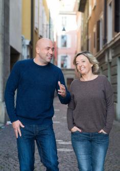 Brigitte Rosset & Frédéric Recrosio Pierre Vogel