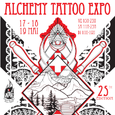 Alchemy Tattoo Expo 2019