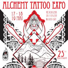 Alchemy Tattoo Expo 2019 Monique Roh