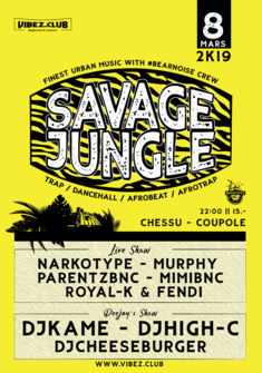 SAVAGEJUNGLE vibez.bienne hicham