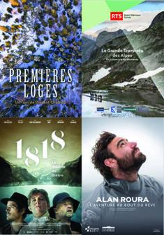 Films à l'affcihe du Festival AACC