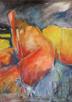 Roche, 1997-2012, 175 x 145 cm Serge Hager