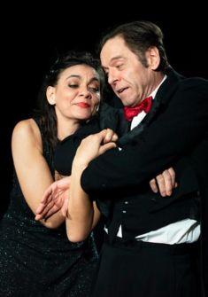 Zina Balmer et Hubert Cudré