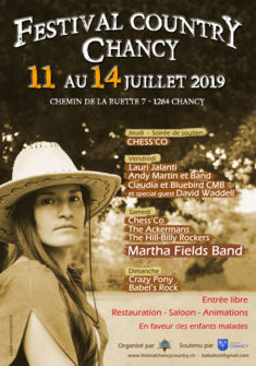 Festival Country Chancy 2019