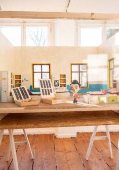 L'envers du décor de « Ma Vie de Courgette » à découvrir dans l'exposition « Swiss Animation – ça bouge » Michel Luethi
