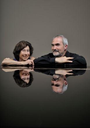 Edith Fischer et Jorge Pepi-Alos