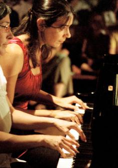 Soirée pianistique