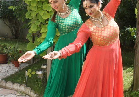 Annjali Shah et Sharmila Sharma