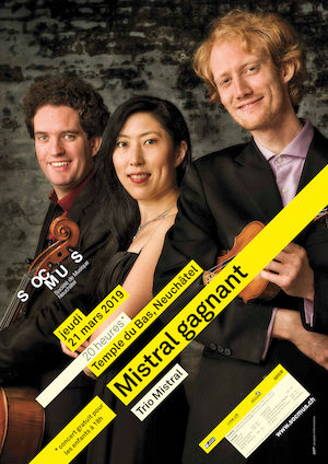 Trio Mistral Soc>Musd