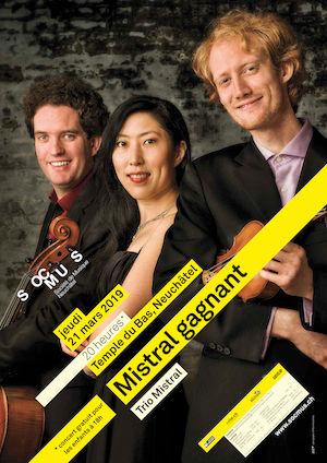 Trio Mistral SocMus