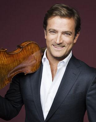 Renaud Capuçon et l'Orchestre de la HEMU. Gagnez vos places!