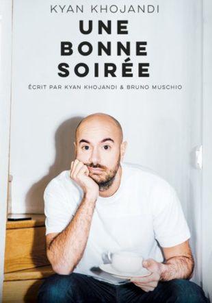 """""""Une bonne soirée"""" avec Kyan Khojandi à Genève !"""