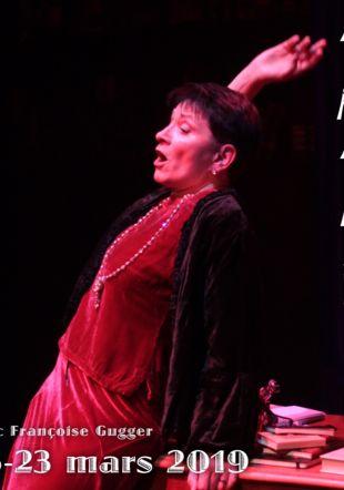 Alma Mahler Cie Alizé-Théâtre