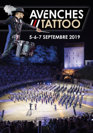 Avenches Tattoo 2019