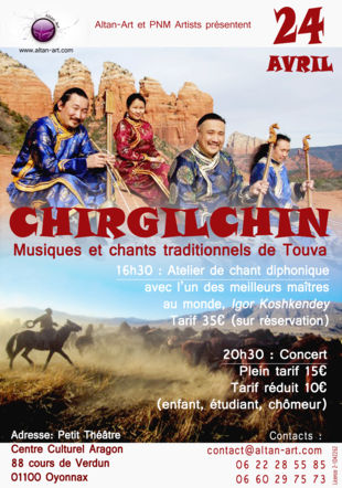 groupe Chirgilchin