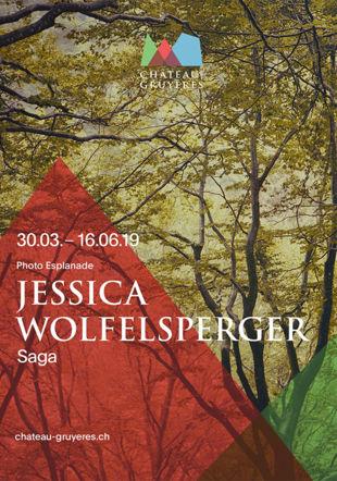 "Jessica Wolfelsperger ""Saga"" Château de Gruyères"