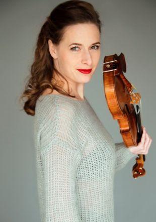 Esther Hoppe, violon