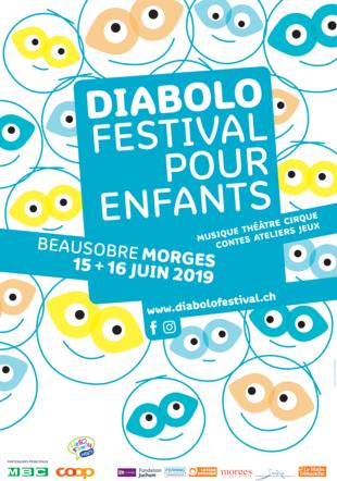 Affiche du Diabolo Festival