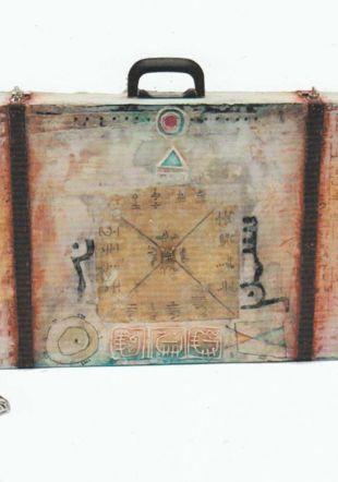 """""""Quelques papiers de ma valise"""" Karim Farhan"""