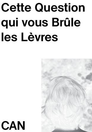 Image : Marc Buchy, Naevus, 2014 ; Design :  Guillaume Mojon