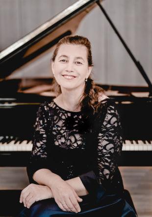 Pianiste Lilya Zilberstein