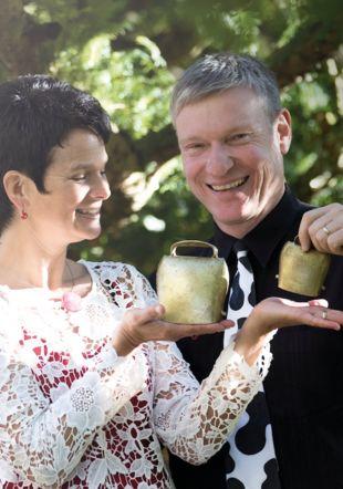 Anita & Maik Schreiner, clochettes