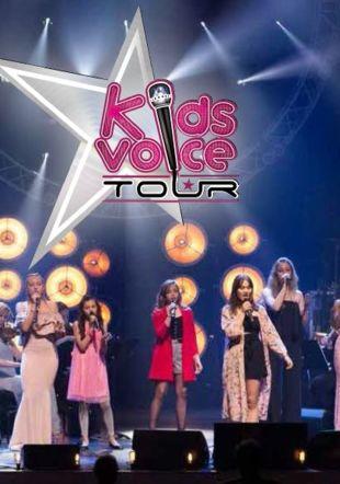 kids voice tour