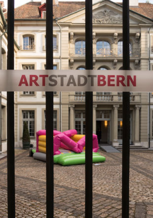 Erlacherhof, siège de la maire de Berne