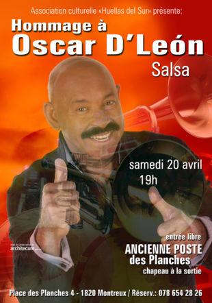 Hommage à Oscar D'Leon