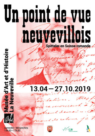 affiche Musée d'art et d'histoire, La Neuveville