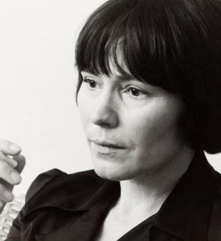 Portrait d'Agota Kristof, vers 1970.