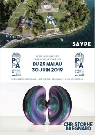 SAYPE et Christophe Bregnard POPA
