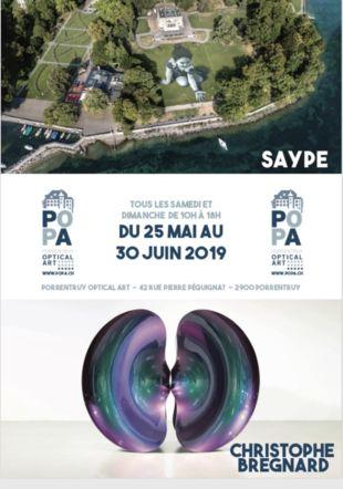 SAYPE et Christophe Bregnard