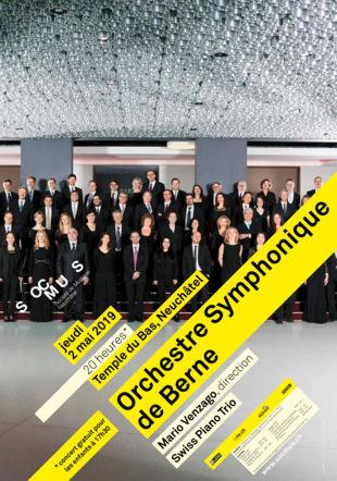 Orchestre Symphonique de Berne
