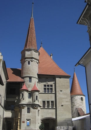 Place du château DJC