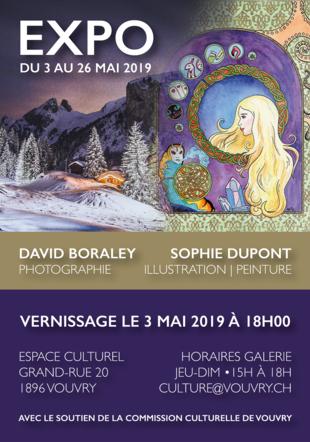 Sophie Dupond & David Boraley