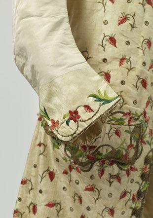 Gilet à manchs longues, 1720-1740