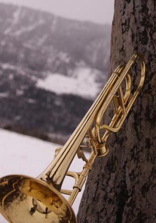 David Rey trombone David Rey
